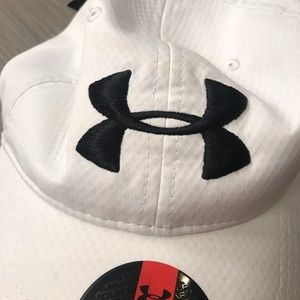 Under Armour Accessories - Under Armour White Hat